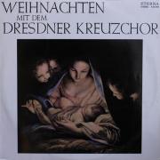 """Dresdner Kreuzchor – Weihnachten Mit Dem Dresdner Kreuzchor, LP, vinila skaņuplate, 12"""" vinyl record"""