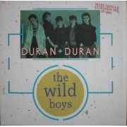 "Duran Duran - The Wild Boys, Maxi-Single, 45 RPM, 12"" vinyl record"