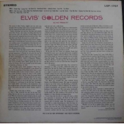 "Elvis Presley - Elvis' Golden Records Volume 1, LP, vinila plate, 12"" vinyl record"