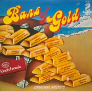 "Bars Of Gold / More Golden Greats Of The 50's And 60's - Various Artists, 2LP, vinila plates, 12"" vinyl record"