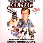 "Ennio Morricone - Der Profi, Original Filmmusik, LP, vinila skaņuplate, 12"" vinyl record"