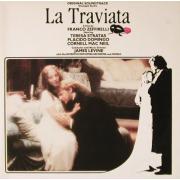 "Giuseppe Verdi - La Traviata, A Film by Franco Zeffirelli, LP, vinila plate, 12"" vinyl record"