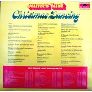 "James Last - Christmas Dancing, LP, vinila plate, 12"" vinyl record"