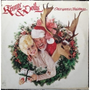 """Kenny Rogers - Once Upon A Christmas, LP, vinila plate, 12"""" vinyl record"""