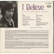 "Les Humphries Singers - I Believe, LP, vinila plate, 12"" vinyl record"