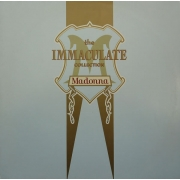 "Madonna - The Immaculate Collection, 2LP, vinila plate, 12"" vinyl record, Gatefold"