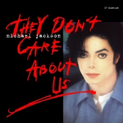 "Michael Jackson - They Don't Care About Us, Maxi-Single, vinila plates, 2x12"" vinyl record"