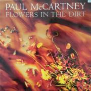 """Paul McCartney - Flowers In The Dirt, LP, vinila plate, 12"""" vinyl record"""