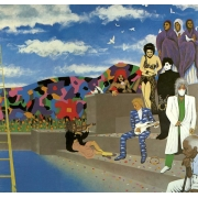 """Prince And The Revolution - Around The World In  A Day, LP, vinila plate, 12"""" vinyl record"""