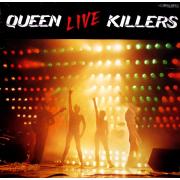 "Queen - Live Killers, LP, vinila plate, 12"" vinyl record"