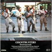"Ray Parker Jr. - Ghostbusters, 7"" Single"