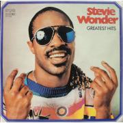 "Stevie Wonder - Greatest Hits, LP, vinila plate, 12"" vinyl record"