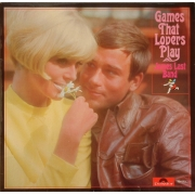 "The James Last Band - Games That Lovers Play, LP, vinila plate, 12"" vinyl record"