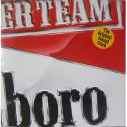 """Various - Marlboro Abenteuer Team '89, Maxi-Single, 45 RPM, 12"""" vinyl record, Picture disc"""