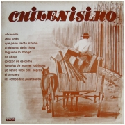 "Chilenisimo - Various Artists, LP, vinila plate, 12"" vinyl record"