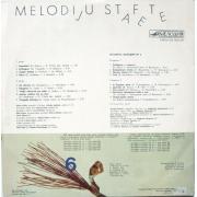 "Melodiju Stafete 6 - Various Artists, LP, vinila plate, 12"" vinyl record"