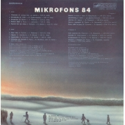 "Mikrofons - 84, estrādes dziesmas, LP, vinila plate, 12"" vinyl record"
