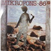 "Mikrofons - 86, estrādes dziesmas, LP, vinila plate, 12"" vinyl record"
