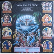 "Thank God It's Friday, Original Motion Picture Soundtrack, 3LP, vinila plates, 12"" vinyl record"
