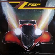 "ZZ Top - Eliminator, LP, vinila skaņuplate, 12"" vinyl record"