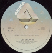"Tom Browne ‎– Crusin' , Maxi-Single, 45 RPM, 12"", vinyl"