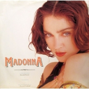 "Madonna ‎– Cherish, Maxi-Single, 45 RPM, 12"", vinyl"