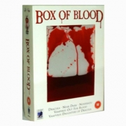 BOX OF BLOOD, 6 DVD Digistack, Bloodbag , Limited Edition 6DVD Box set, DVD, Digital Video Disc