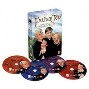Father Ted, The Complete 1st Series, Series 2, Part 1&2, 3rd Series, 4DVD Box set, DVD, Digital Video Disc