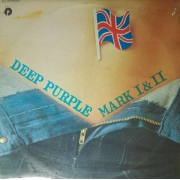 "Deep Purple - Mark I & II, 2LP, vinila plate, 12"" vinyl record"