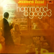 "James Last & His Hammond Bar Combo - Hammond À GoGo 3, LP, vinila plate, 12"" vinyl record"