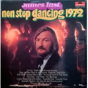 "James Last - Non Stop Dancing 1972, LP, vinila plate, 12"" vinyl record"