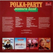 "James Last - Polka-Party, LP, vinila plate, 12"" vinyl record"