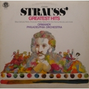 "Johann Strauss Jr. - Johann Strauss' Greatest Hits, LP, vinila plate, 12"" vinyl record"