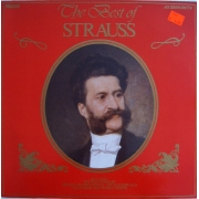 "Johann Strauss Jr. - The Best Of Strauss, LP, vinila plate, 12"" vinyl record"