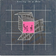 "Living In A Box - Living In A Box, Single, vinila plate, 7"" vinyl record"