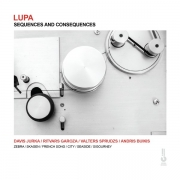 "Lupa  - Sequences and Consequences, LP, vinila plate, 12"" vinyl record"