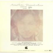 "Michael Rother - Flammende Herzen, LP, vinila plate, 12"" vinyl record"
