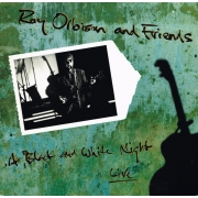 "Roy Orbison - Roy Orbison And Friends - A Black And White Night Live, LP, vinila plate, 12"" vinyl record"