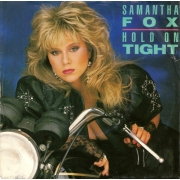 "Samantha Fox - Hold On Tight, Single, vinila plate, 7"" vinyl record"