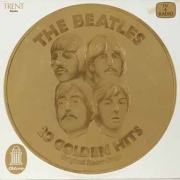 "The Beatles - 20 Golden Hits, LP, vinila plate, 12"" vinyl record"