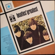 "The Beatles - Beatles' Greatest, LP, vinila plate, 12"" vinyl record"