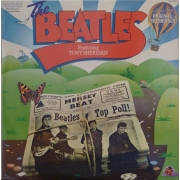 "The Beatles - The Beatles Featuring Tony Sheridan, LP, vinila plate, 12"" vinyl record"