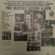 "The Beatles - The Beatles' Second Album, LP, vinila plate, 12"" vinyl record"