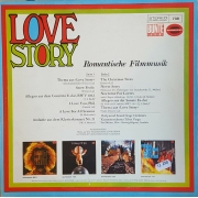 "The Hollywood Sound Stage - Love Story (Romantische Filmmusik), LP, vinila plate, 12"" vinyl record"