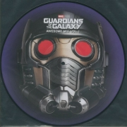 "Guardians Of The Galaxy: Awesome Mix Vol. 1 (Original Motion Picture Soundtrack) - Various Artists, LP, vinila plate, 12"" vinyl record"