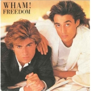 "Wham! - Freedom, Single, vinila plate, 7"" vinyl record"