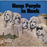 "Deep Purple - In Rock, LP, vinila plate, 12"" vinyl record"