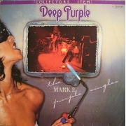"Deep Purple - The Mark 2 Purple Singles, LP, vinila plate, 12"" vinyl record"