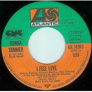 "Donna Summer - I Feel Love, Single, vinila plate, 7"" vinyl record"