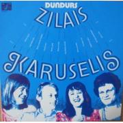 "Dundurs - Zilais  Karuselis, LP, vinila plate, 12"" vinyl record"